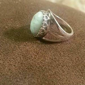 Jewelry - Larimar ring $46